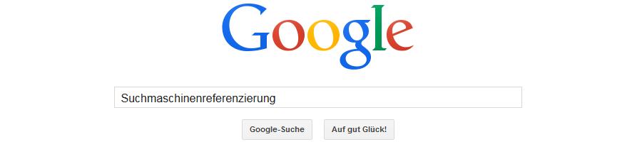 Suchmaschinenreferenzierung